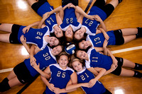 HTC 8th Grade Volleyball