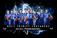 HTC Posters for Boys 7th/8th Basketball