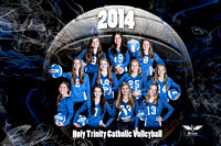 204/2015 HTC 9th/10th Volleyball